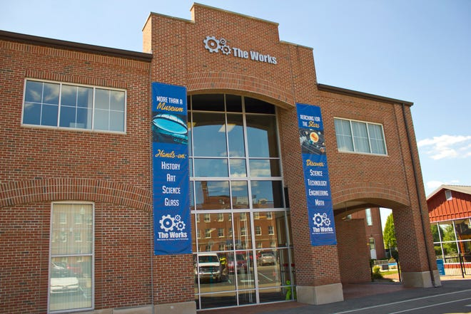 The Works: Ohio Center for History, Art & Technology in Newark is among the venues offering free admission on Sept. 18.