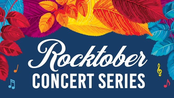 Rock out to a free concert held at 7 p.m. Oct. 9, 16, and 23 on the main stage at HarborWalk Village, 34 Harbor Blvd. End the night with fireworks over the harbor at 9 p.m.
