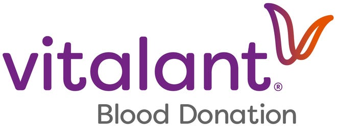 There will be two Vitalant blood drives this week in the area.