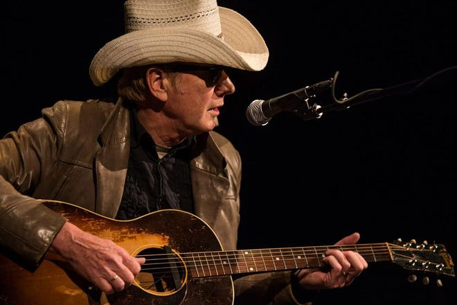 Bluesman Bo Ramsey will perform Saturday at the Blue Shop's Moon and Stars outdoor stage. Also appearing are Joe and Vicki Price. The show begins at 7:30 p.m.