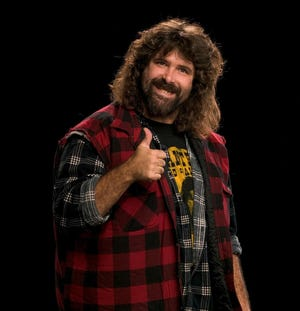 Pro wrestling legend Mick Foley will be making an appearance at The Capitol Theater in Burlington on Sunday, Sept. 12, for a night of comedy and storytelling.