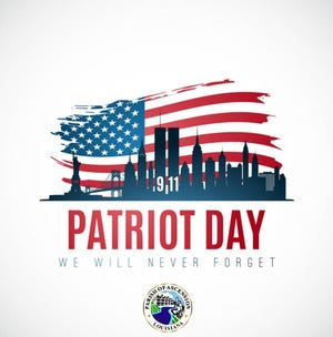 Prairieville Fire Department will hold a September 11 Memorial Program on Saturday, Sept. 11, 2021 at 10 a.m. at the Main Fire Station, 14517 LA Highway 73, Prairieville.