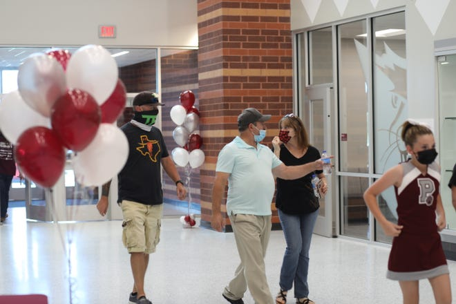 Sherman Independent School District held a grand opening for its newest campus recently. Students, families and community members were invited to take part in the campus tours and events highlighting the new Sherman High School.