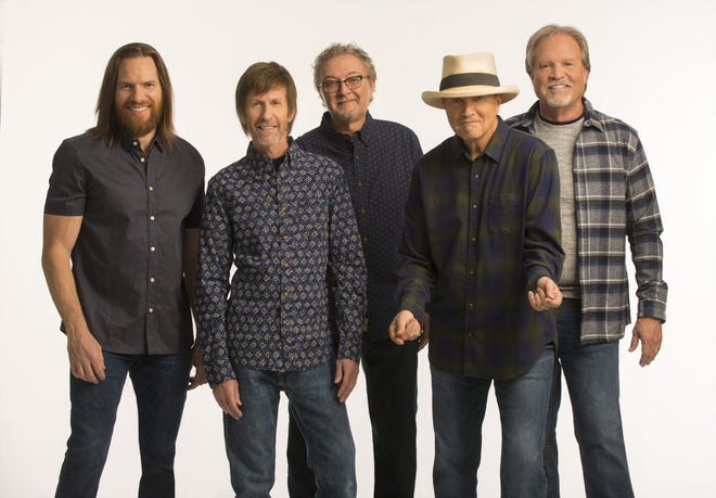 The Sawyer Brown band will perform Tuesday at the Kansas State Fair, with Logan Mize performing as well.