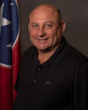 Tim Shelton, Anderson County register of deeds