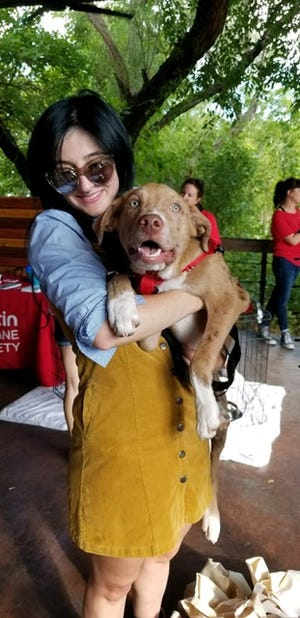 """The """"Get Your Licks on Route 66"""" cross country pet adoption tour  will be supporting the Moore Animal Shelter during an adoption event from 9 a.m. to noon Saturday."""