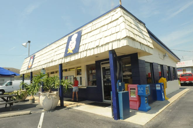 A&G BAR-B-QUE & CHICKEN in Carolina Beach, N.C. in 2013. STARNEWS FILE PHOTO