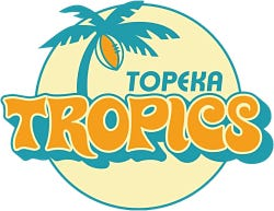 The Topeka Tropics will be the name for the new indoor arena football team. First games are scheduled to start in February 2022 inside the Stormont Vail Events Center.