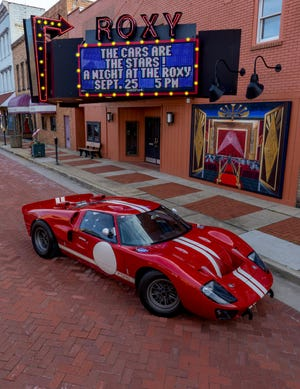The Roxy Theatre will hold The Cars are the Stars: A Night at the Roxy from 5 to 10 p.m. Sept. 25 on North Market Street in Minerva.