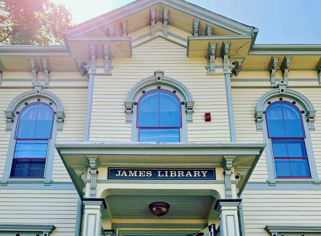 The James Library and Center for the Arts, Norwell's community arts center and lending library, 24 West St., will present a fall season of a variety of music, literary programming and art gallery events.