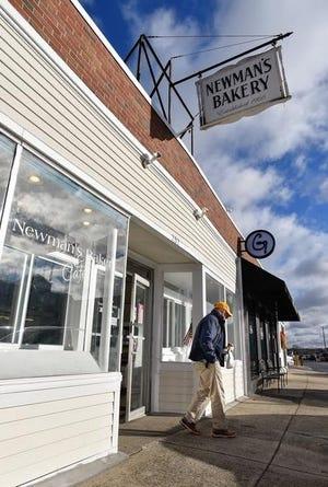 La panetteria di Newman a Swampscott ha chiuso alla fine del 2020.