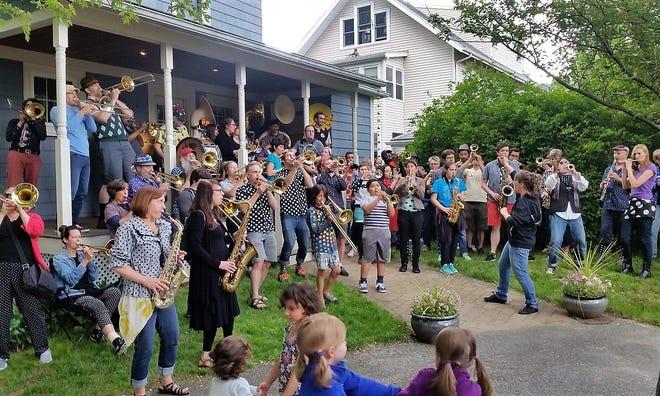 Porch Fest will be back in Swampscott Sept. 18, 2021.