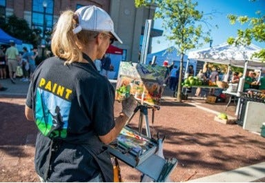 Carmel on Canvas Plein Air event is Sept. 17-19, 2021.