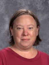 Kelle Grady, special education teacher at A.L. Lotts Elementary School in Knoxville.