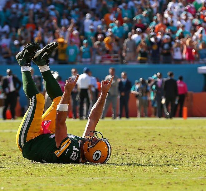 Will Aaron Rodgers land on his feet after an offseason full of turmoil?