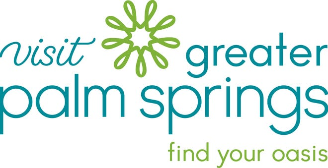Visit Greater Palm Springs' redesigned logo