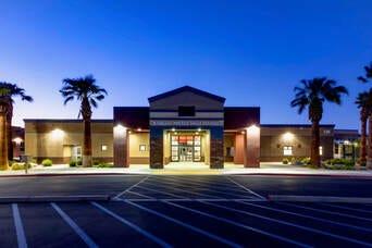 Rancho Mirage High School.