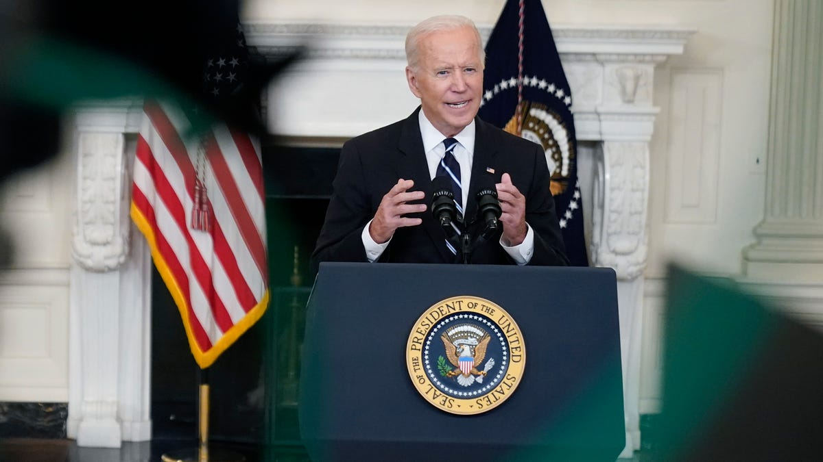 The 'come on, man' speech: Why Biden's COVID-19 vaccine mandate was the fiery TV we needed