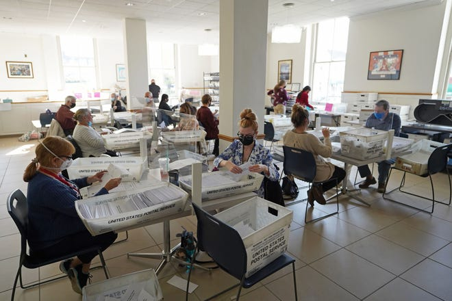 The Amistad Project firm has led litigation to challenge the results of the 2020 presidential election, including in Pennsylvania.