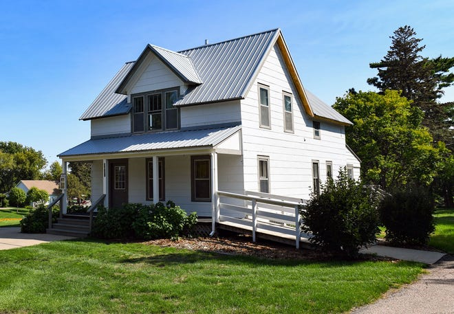 A reopening date has been set for the Tuthill House, as seen on Thursday, September 9, 2021 at Tuthill Park in Sioux Falls.
