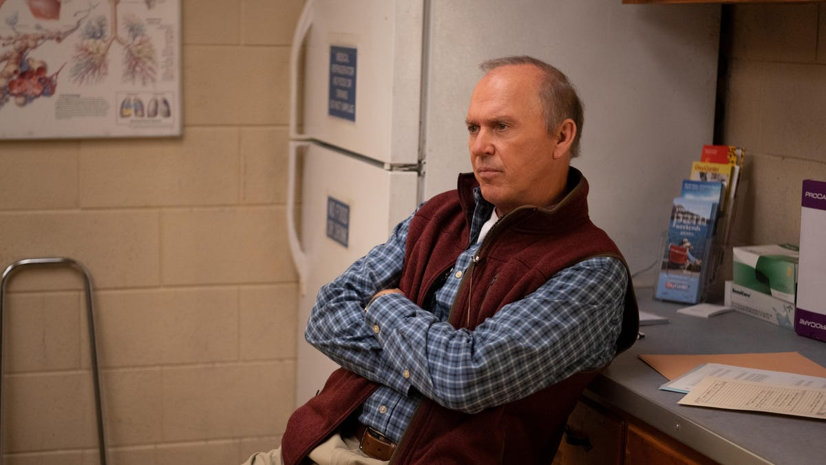 Review: Michael Keaton's opioid drama 'Dopesick' is harrowing, horrifying and a must-watch