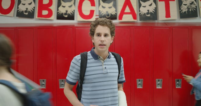 "Ben Platt reprises his Tony-winning performance in ""Dear Evan Hansen"" in the film version that releases on Sept. 24."
