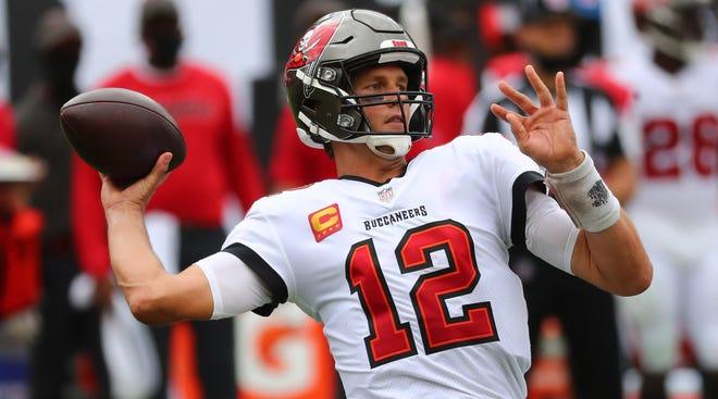 Tom Brady enters the 2021 NFL season chasing his eighth Super Bowl title.