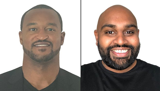Tyler Dragon and Safid Deen, USA TODAY Sports+ Insiders