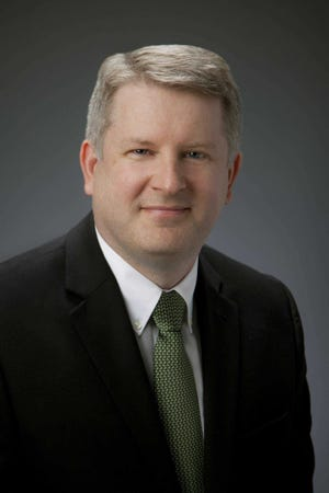 Chad Whittington, president and CEO of the Columbus Association for the Performing Arts.