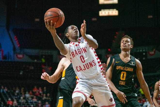 Cedric Russell graduated from the University of Louisiana at Lafayette on Aug. 6.