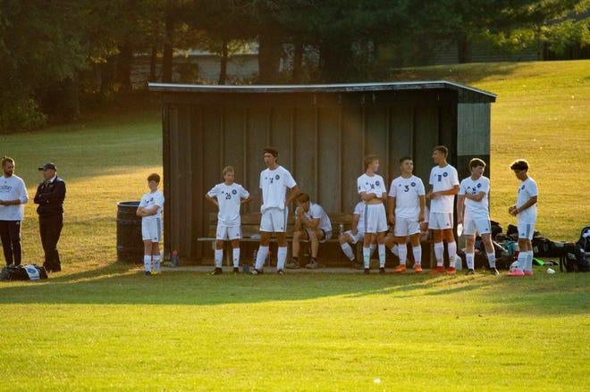 Hillsdale Academy Soccer versus Jackson Christian