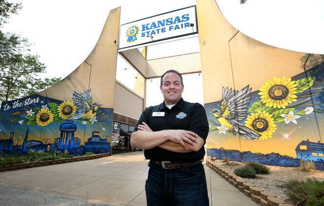 Bryan Schulz is the new general manager of the Kansas State Fair replacing interium general manager Dr. Ed Berger who had been in that role since Oct. 26, 2020. Schulz's first day in his new job was August 2, 2021.