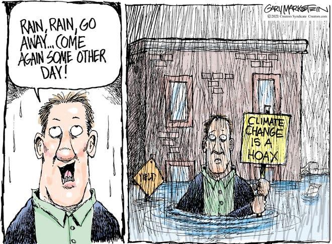 Today's editorial cartoon (Sept. 13 2021)