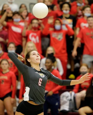Madeline Carson of Cardinal Mooney Catholic High School was voted as the second Herald-Tribune Player of the Week.