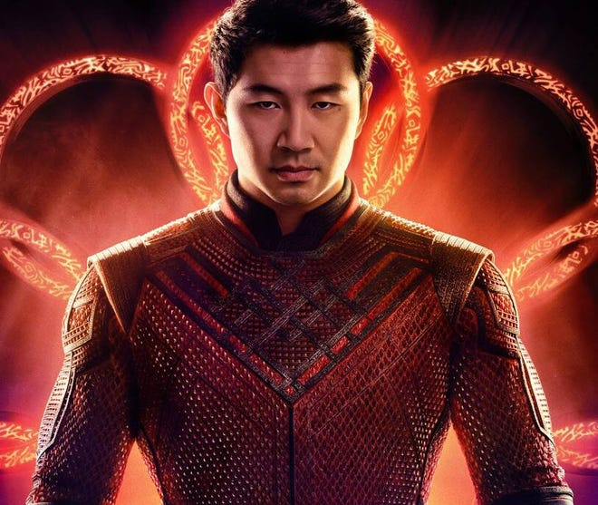 """Simu Liu, star of the hit Marvel superhero film """"Shang-Chi and the Legend of the Ten Rings,"""" is listed as a co-star of """"One True Loves,"""" which is in pre-production in Wilmington."""