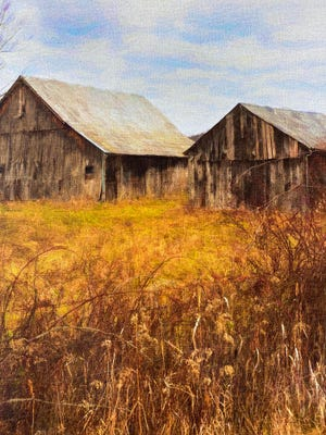 The Dover Public Library, 525 N. Walnut St., will feature an exhibit of photographer Terry Barnhill in its Community Room through September.