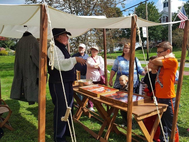 Historic Zoar Village, 198 Main St., will host Ohio's largest Civil War reenactment from 9 a.m. to 5 p.m. Sept. 18 and from 9 a.m. to 4 p.m. Sept. 19.