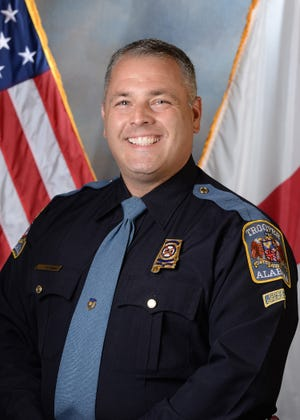 Senior Trooper Jason Vice, Alabama Law Enforcement Agency