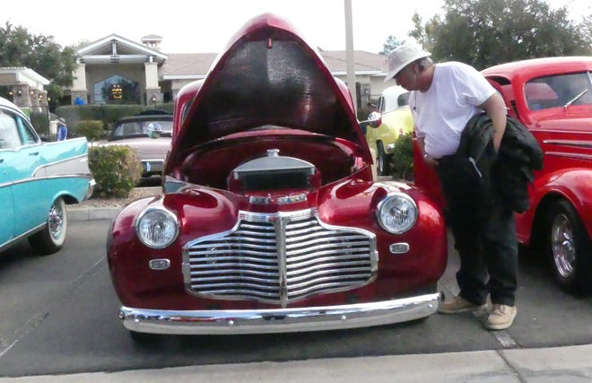 The Sun City Cruisers' 10th annual Car & Motorcycle show rolls into Apple Valley on Oct. 15, 2021. Organizers expect nearly 250 vehicles on display.