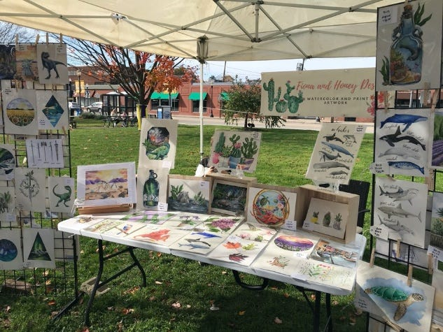 The Needham Open Studios Inside-Out pop-up art event will be held from 10 a.m. to 4 p.m. Sept. 18 at the Town Common.
