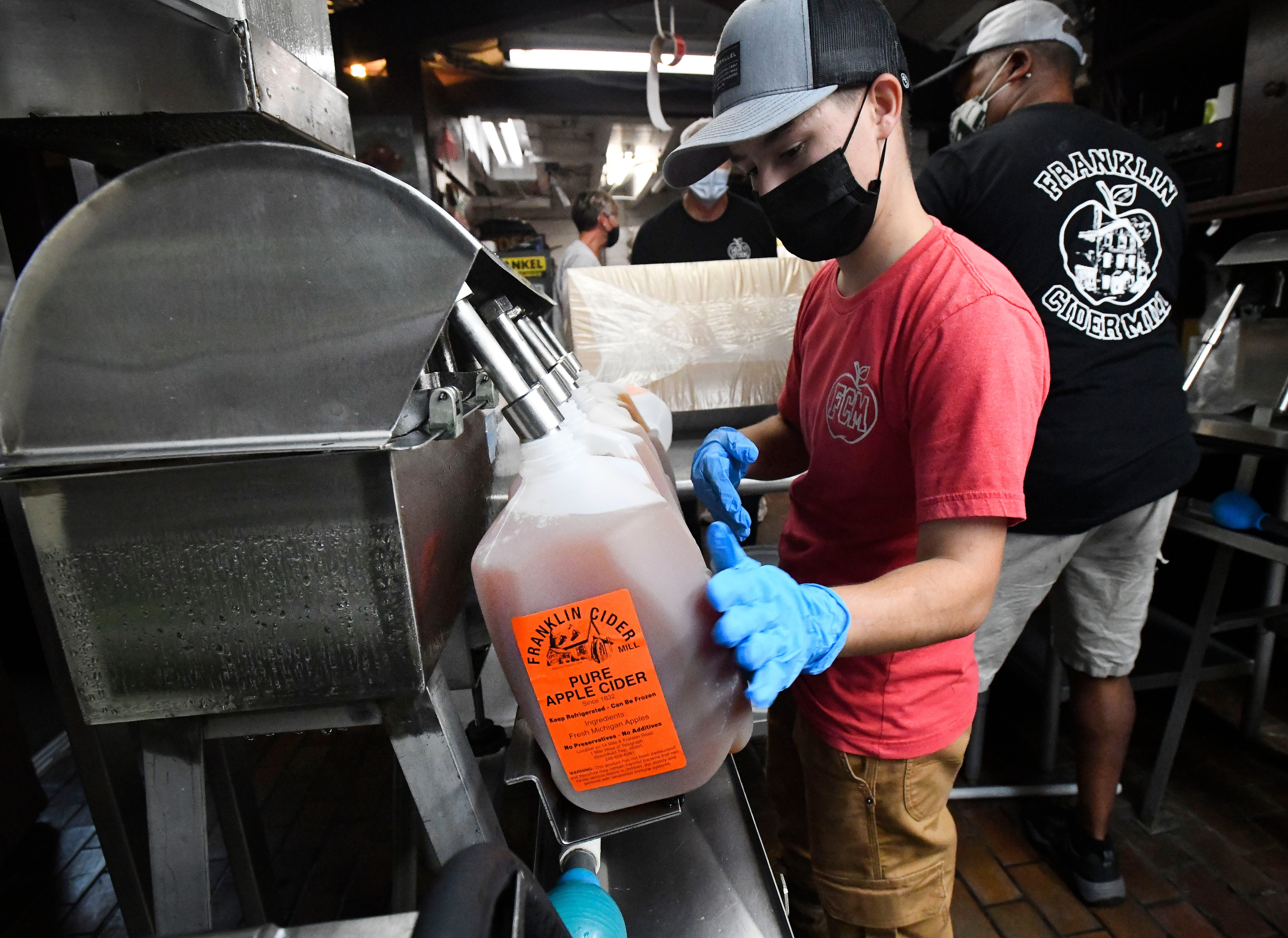 Why you'll pay $12 for Michigan's beloved apple cider this fall