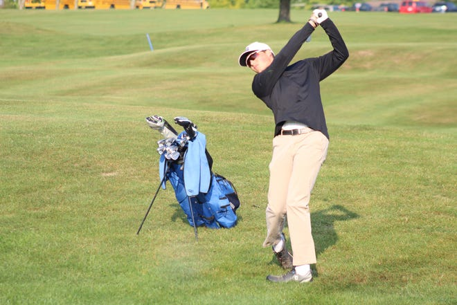 Ontario's Ryan Chapman fired a 78 at the Ontario City Tournament on Friday.