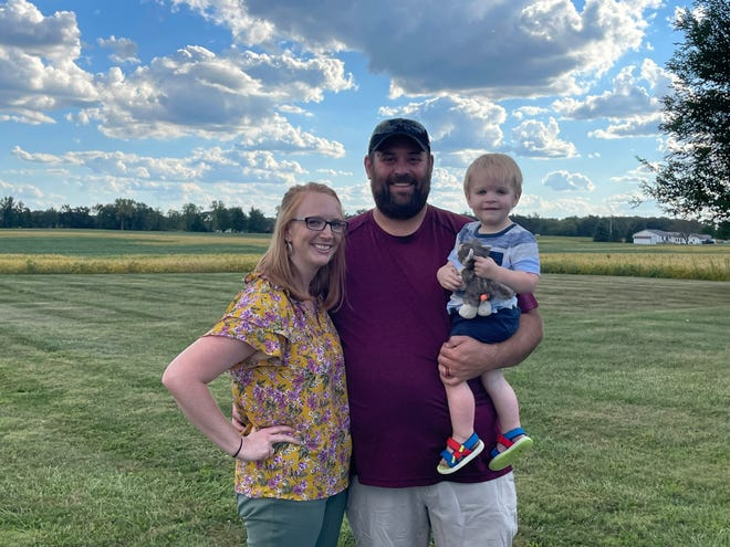 Carey and Rich Wolf, owners and operators of Pine Acres Event Rentals, said they fell in love with the event industry at a young age and continue to provide for events even though they work full-time jobs throughout the week.