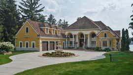 This historic $5 million Oconomowoc Lake home is for sale