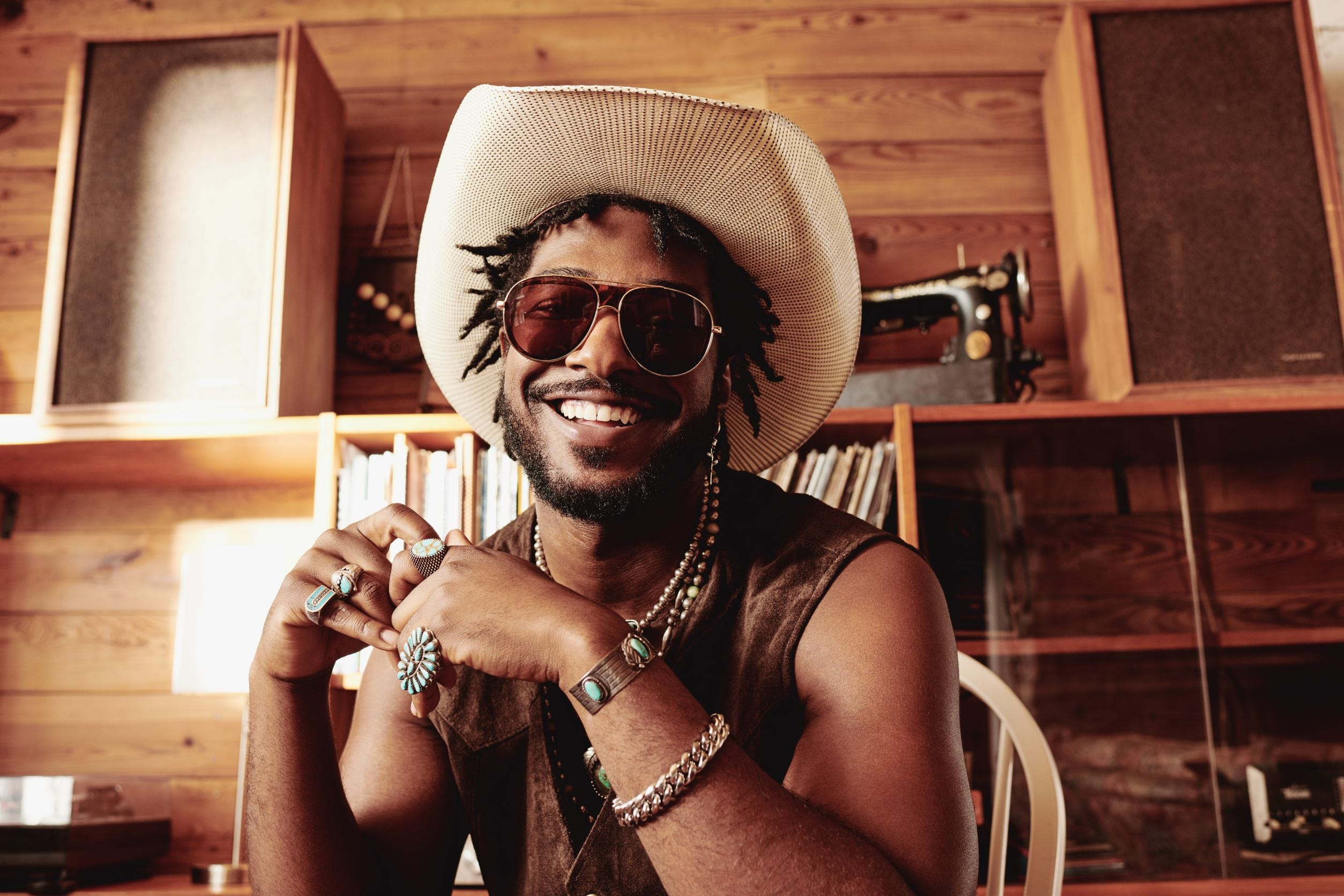 Willie Jones, a rising country recording artist.