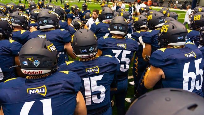 Can NAU get a win at South Dakota on Saturday?