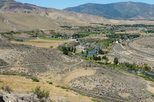 Washoe County is developing two new trailheads and open spaces west of Reno near Boomtown and Mogul.