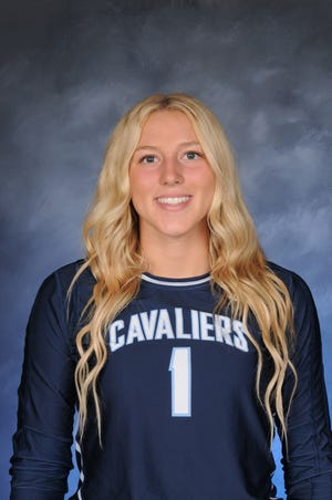 Central Valley Christian volleyball player Grace Van Der Kooi was voted by readers as the Tulare County prep athlete of the week.