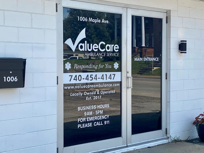 First responders from ValueCare Ambulance Service in Zanesville are in the south helping with hurricane relief efforts.