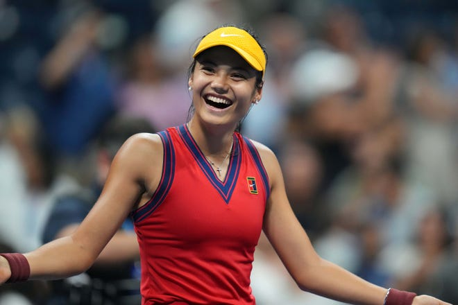 Emma Raducanu, the talk of the tennis world, is expected to play at the BNP Paribas Open from Oct. 4-17.